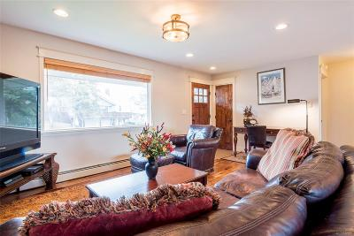 Steamboat Springs CO Single Family Home Active: $625,000
