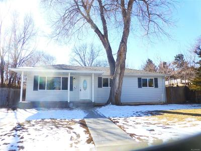 Denver Single Family Home Under Contract: 4690 East Wyoming Place