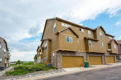 Castle Rock Condo/Townhouse Active: 3917 Ute Mountain Trail
