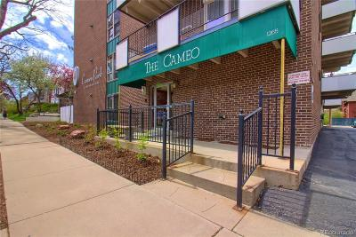 Denver Condo/Townhouse Active: 1265 Elizabeth Street #407