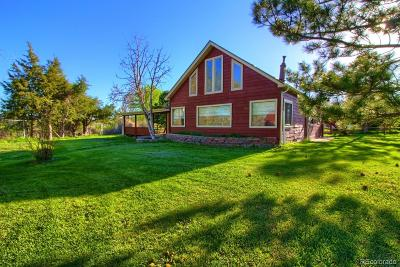 Golden, Lakewood, Arvada, Evergreen, Morrison Single Family Home Active: 7646 Indiana Street