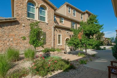 Highlands Ranch Condo/Townhouse Under Contract: 3482 Cascina Place #B