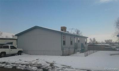 Denver Single Family Home Active: 1616 East 78th Avenue #53