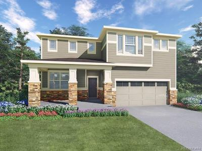 Commerce City Single Family Home Active: 9286 Quintero Street