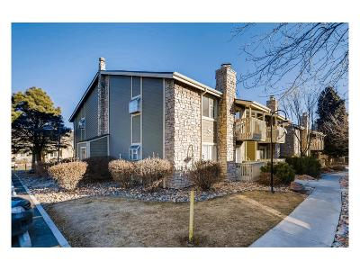 Condo/Townhouse Under Contract: 4400 South Quebec Street #205