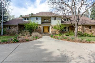 Cherry Hills Village CO Single Family Home Active: $1,799,000