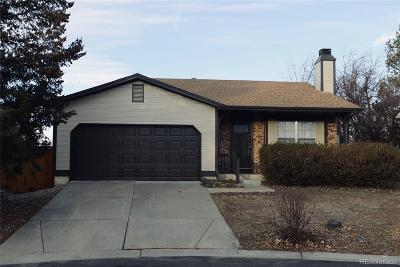 Parker Single Family Home Under Contract: 8525 Willows Place