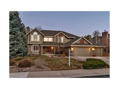 Highlands Ranch Single Family Home Active: 2201 Wynterbrook Drive