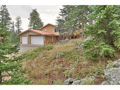 Boulder Single Family Home Active: 526 Brook Road