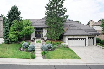 Centennial Single Family Home Under Contract: 7957 South Fairfax Court