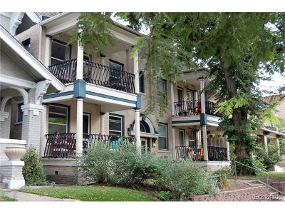 Alamo Placita, Capital Hill, Capitol Hill, Governor's Park, Governors Park Condo/Townhouse Active: 1250 Pearl Street #6