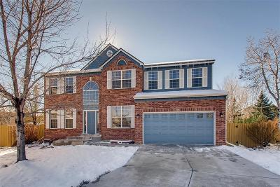 Superior Single Family Home Under Contract: 2852 Flint Court
