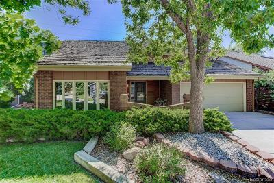 Boulder Single Family Home Active: 4848 Tanglewood Court