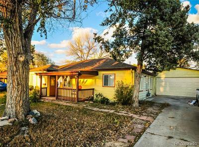 Aurora Single Family Home Active: 790 Victor Street