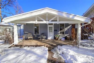 Single Family Home Sold: 4008 Stuart Street