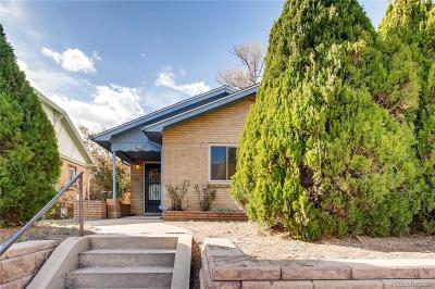 Single Family Home Active: 3745 Lowell Boulevard