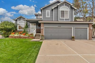 Broomfield Single Family Home Active: 13492 Echo Drive