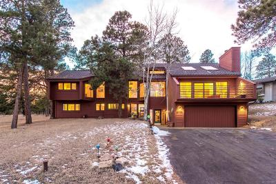 Golden Single Family Home Under Contract: 23486 Currant Drive