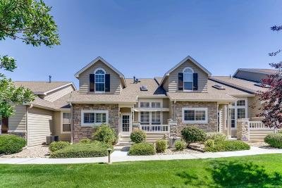 Highlands Ranch Condo/Townhouse Active: 6109 Trailhead Road