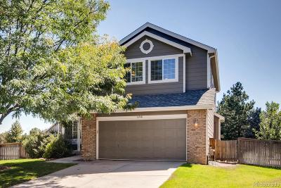 Highlands Ranch Single Family Home Active: 10348 Blue Heron Court