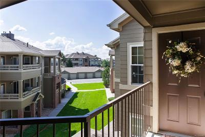 Parker Condo/Townhouse Under Contract: 12858 Ironstone Way #301