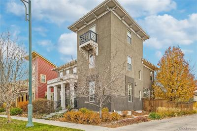 Denver Single Family Home Active: 9716 East 34th Avenue