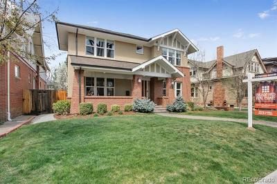 Denver Single Family Home Active: 925 South Race Street