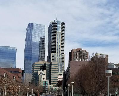 Denver Condo/Townhouse Active: 1350 Lawrence Street #5E