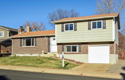 Westminster Single Family Home Active: 6241 West 108th Place