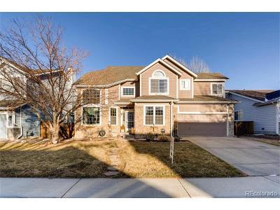 Parker Single Family Home Active: 12616 South Oak Creek Court