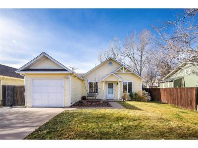 Aurora Single Family Home Active: 4555 South Pagosa Way