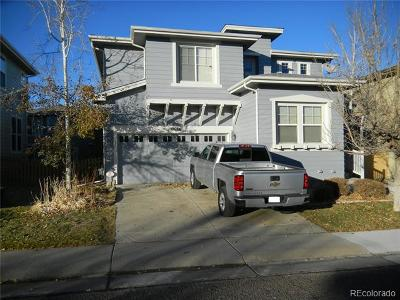 Highlands Ranch Single Family Home Active: 10636 Braselton Street