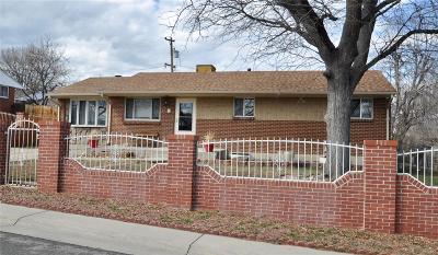 Denver Single Family Home Active: 881 Drake Street
