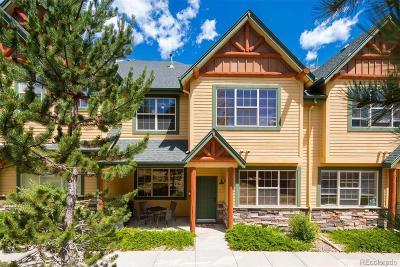 Conifer, Evergreen Condo/Townhouse Active: 31112 Black Eagle Drive #106