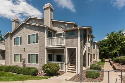 Highlands Ranch Condo/Townhouse Active: 8325 Pebble Creek Way #104