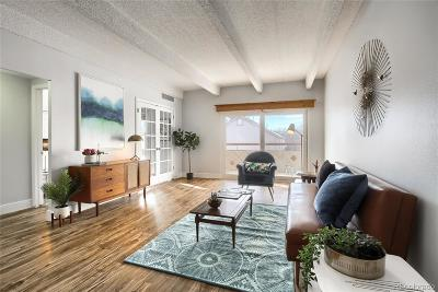 Alamo Placita, Capital Hill, Capitol Hill, Governor's Park, Governors Park Condo/Townhouse Active: 551 Pearl Street #301