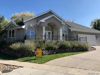 Lakewood Single Family Home Under Contract: 2200 Simms Place