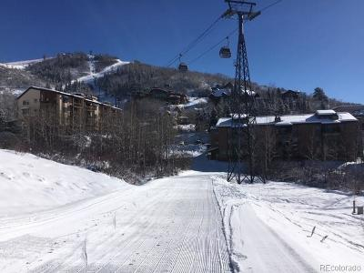Steamboat Springs Condo/Townhouse Under Contract: 2350 Ski Trail Lane #325