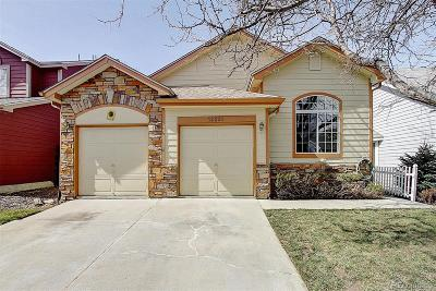 Broomfield Single Family Home Under Contract: 12221 Sunflower Street