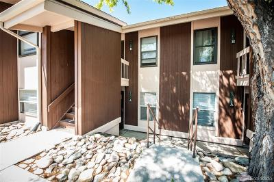 Colorado Springs Condo/Townhouse Active: 4409 North Carefree Circle #A