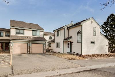 Littleton Condo/Townhouse Under Contract: 8460 South Everett Way #G