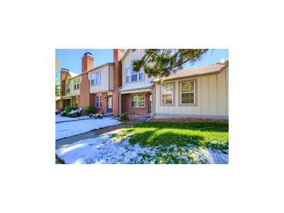 Littleton Condo/Townhouse Under Contract: 9630 West Chatfield Avenue #E