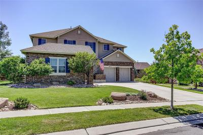 Broomfield Single Family Home Under Contract: 14825 Silver Feather Circle