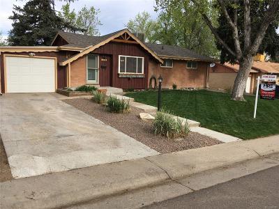 Centennial Single Family Home Active: 7249 South Lincoln Way