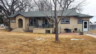 Roggen Single Family Home Under Contract: 317 2nd Street