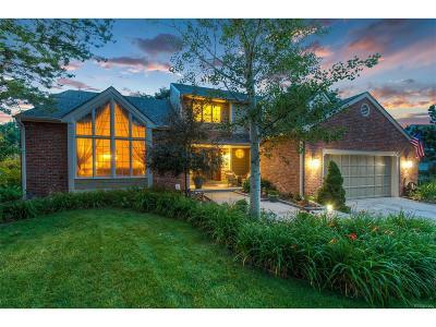 Centennial Single Family Home Under Contract: 8093 South Oneida Court