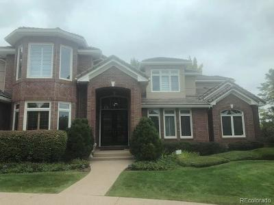 Greenwood Village Single Family Home Under Contract: 5791 South Beech Court