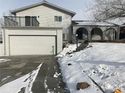 Lakewood CO Single Family Home Under Contract: $629,900