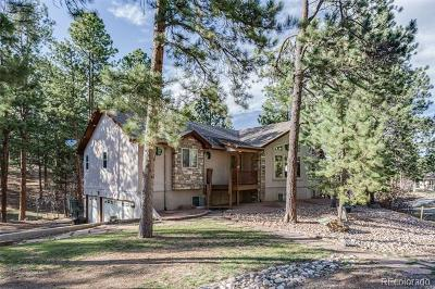 Larkspur Single Family Home Under Contract: 899 Cottonwood Lane