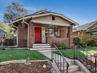 Single Family Home Active: 554 South Emerson Street